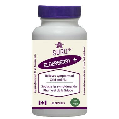 Suro Organic Elderberry Capsules