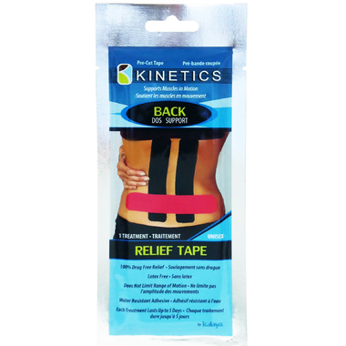 Kalaya Kinetic Relief Tape for Back