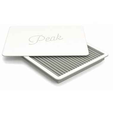 W&P Design Crushed Iced Tray White
