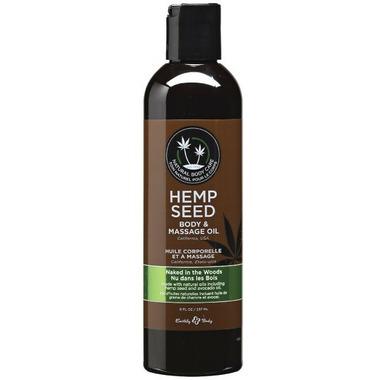 Earthly Body Massage & Body Oil
