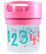 Munchie Mug Pink Numbers