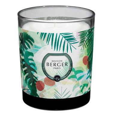 Maison Berger Candle Immersion Collection Lychee Paradise