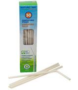 NatureZway 100% Compostable Straws