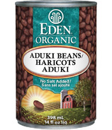 Eden Organic Canned Aduki Beans