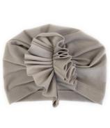 Baby Wisp Hat Ruffles Grey