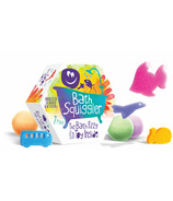 Loot Toy Co. Bath Squiggler Bath Fizzy + Toy Pack
