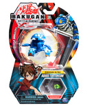 Bakugan Ultra Aquos Turtonium Collectible Action Figure and Trading Card