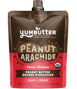 Yumbutter Organic Creamy Peanut Butter