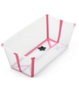 Stokke Flexi Bath Transparent Pink