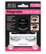 Ardell Magnetic Kit Lash & Liner 110