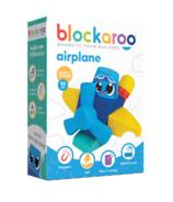 Blockaroo Magnetic Foam Builders Small Airplane