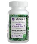 Veganly Vitamins Vegan Calcium Plus 7