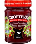 Crofter's Organic Four Fruit Premium Spread