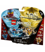 LEGO Ninajago Spinjitzu Nya & Wu