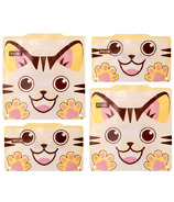 Russbe Reusable Snack and Sandwich Bags Cat