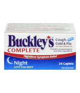 Buckley's Complete Extra Strength Night Time Caplets