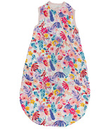 Loulou Lollipop Sleeping Bag 1 TOG Light Field Flowers