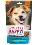 Look Who's Happy Chicken & Blueberry Crusted Dog Treats