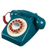 Wild & Wolf Petrol Blue 746 Phone