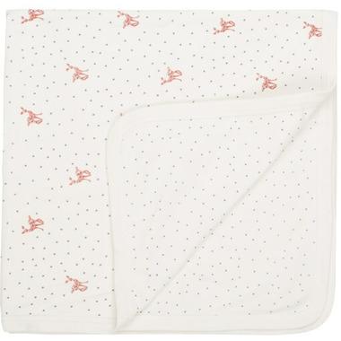 Finn & Emma Reversible Blanket Fawn