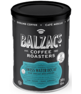 Balzac's Coffee Roasters Ground Coffee Swiss Water Decaf