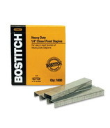 Stanley-Bostitch Heavy Duty Staples