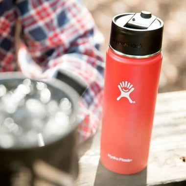 Hydro Flask Coffee With Flip Lid Black