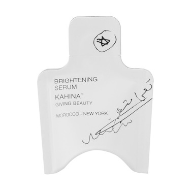 Kahina Giving Beauty Brightening Serum Sample