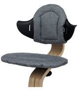 Nomi Highchair Cushion Gray Reversible