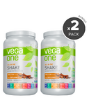 Vega One All-In-One Vanilla Chai Nutritional Shake 2 Pack Bundle