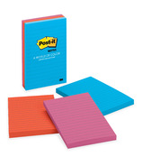 Post-it Lined Notes Jaipur Ultra Collection