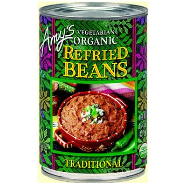 Amy\'s Organic Refried Beans