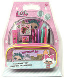 L.O.L. Surprise Clamshell Stationary Set