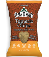 Vegan Rob's Tumeric Chips