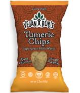 Vegan Rob's Tumeric Chips