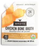 Broya Turmeric & Ginger Chicken Bone Broth