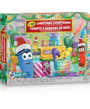 Crayola Christmas Countdown Advent Activity Calendar