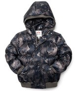 Appaman Puffy Coat Abstract Camo