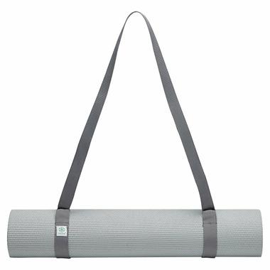 Gaiam Easy Cinch Yoga Mat Sling Grey