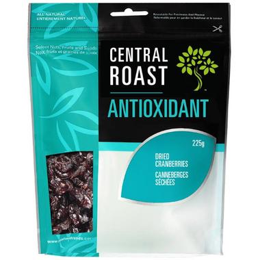 Central Roast Camu Dried Cranberries