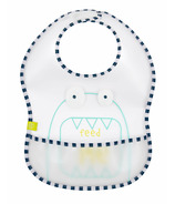 Lassig Little Monsters Eva Bib Mad Mabel