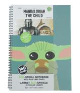 greenre Eco-Baby Yoda Soft Cover Notebook