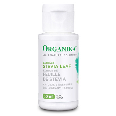 Organika Liquid Stevia Leaf Extract