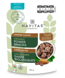 Navitas Naturals Organic Power Snacks Coffee Cacao