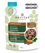 Navitas Naturals Organic Power Snacks Coffee Cacao