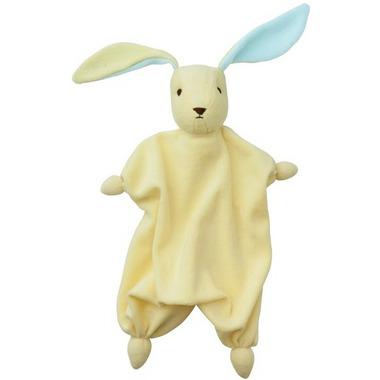 Peppa/Hoppa Tino Organic Bonding Doll in Yellow