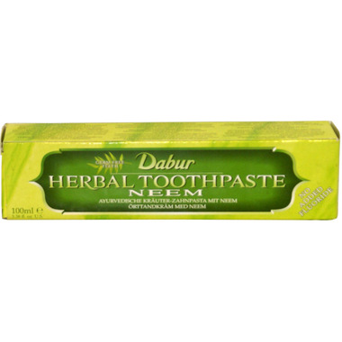 Dabur Herbal Toothpaste with Neem