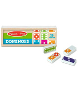 Melissa & Doug Dominoes Tabletop Game