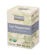 Rootalive Tulsi Peppermint Tea