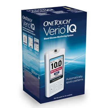 OneTouch VerioIQ Blood Glucose Meter